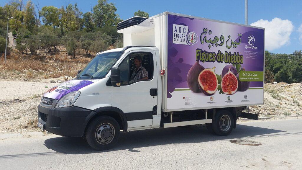 camion figues de Djebba